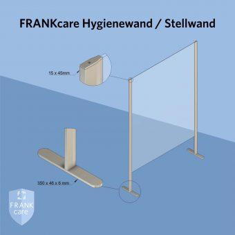 FARNKcare Hygienewand